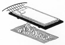 Geobiologie dachverband feng shui baubiologie for Bett zeichnung